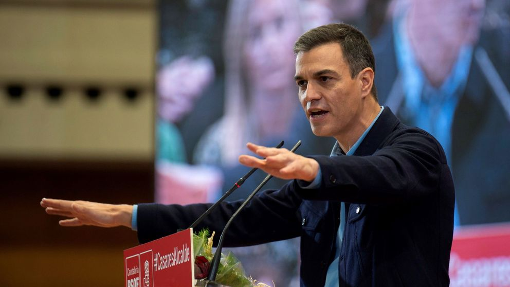 El PSOE se dispara, el PP coge impulso y Podemos toca su suelo histórico