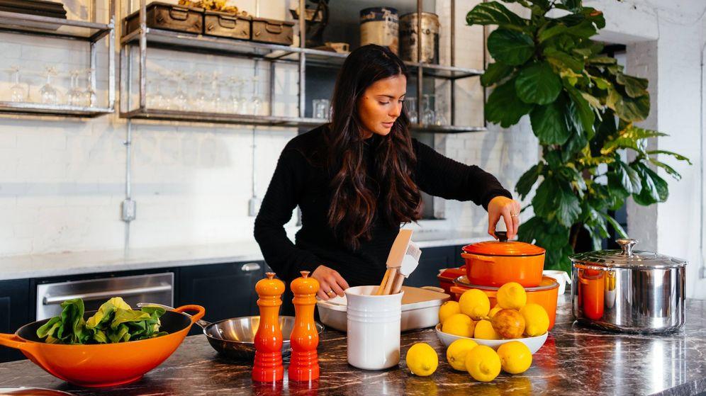 Foto: Cocina exprés de forma sana y fácil. (Jason Briscoe para Unsplash)