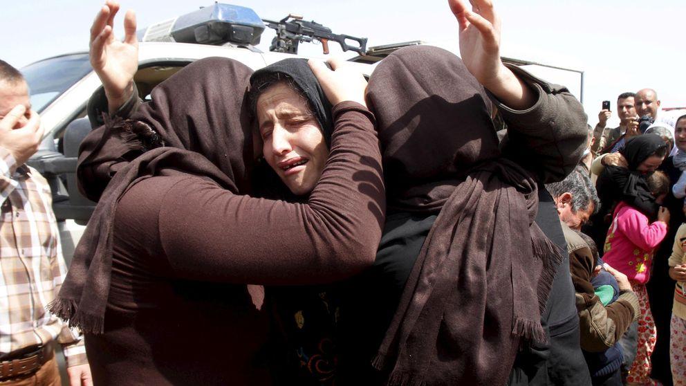 Hablan las esclavas sexuales del ISIS: Nos olían, nos violaban, nos torturaban...
