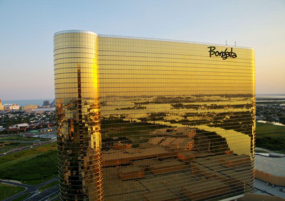 Foto: El hotel y casino Borgata, en Atlantic City, ha ganado el juicio por discriminación. (Corbis)