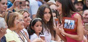 Post de El regalo especial que la reina Letizia ha recibido en su visita a Almagro