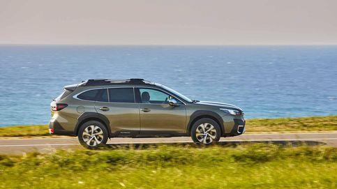 Subaru Outback, un todocamino familiar para los más aventureros