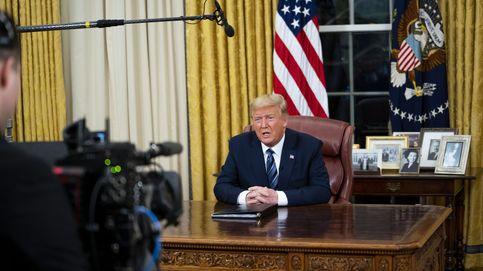 Adiós al último defensor de 'la simple gripe': Trump despierta de golpe al coronavirus