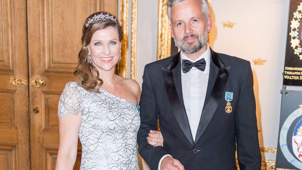 Foto: Marta Luisa de Noruega y su marido, Ari Behn, en una imagen de archivo. (Gtres)