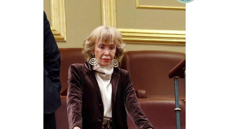 María Teresa Fernández de la Vega. (EFE)