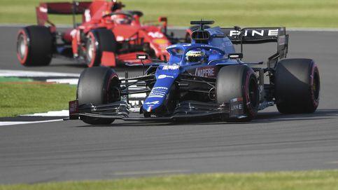 Fernando Alonso, y el elegante cabreo con el que decía más de lo que callaba