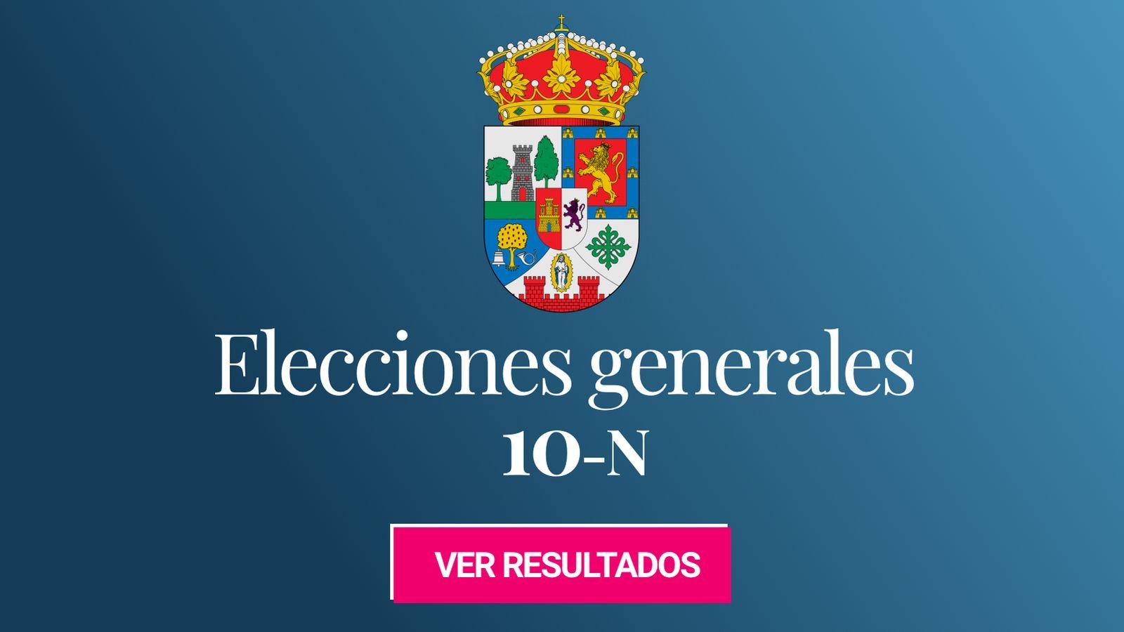 Foto: Elecciones generales 2019 en la provincia de Cáceres. (C.C./Asqueladd)