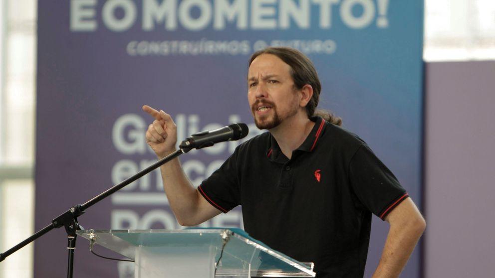 Iglesias se presenta como víctima de las cloacas y descarta PGE con Ciudadanos