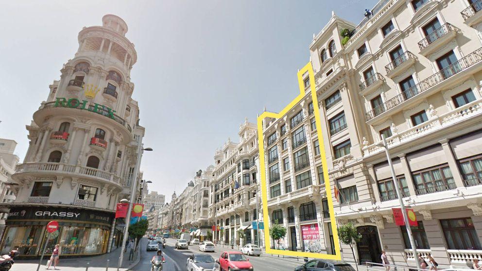 El dueño de Gestamp apuesta por Gran Vía: compra un edificio para sus oficinas
