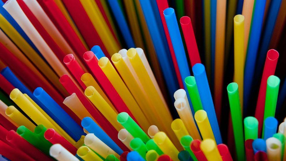 Foto: Pajitas de plástico   Pixabay