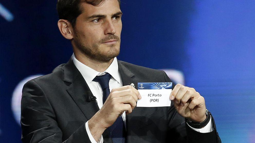 Casillas perdió la paciencia y abrió las puertas al Oporto en cuanto apareció