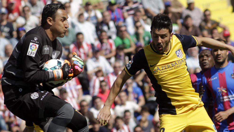 El Atlético negocia por Keylor Navas para sustituir a Courtois