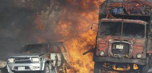 Post de Estallan dos coches bomba junto al palacio presidencial de Somalia