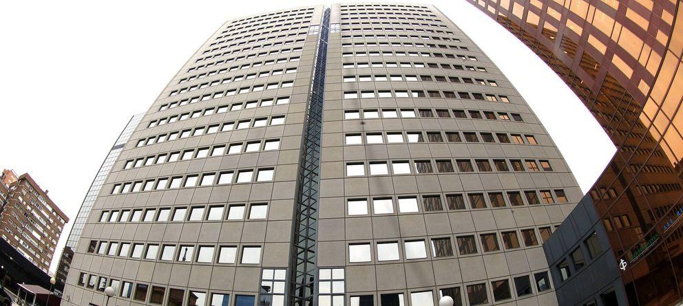 Foto: La nueva sede central de la Agencia EFE en la Avenida de Burgos en Madrid (EFE)