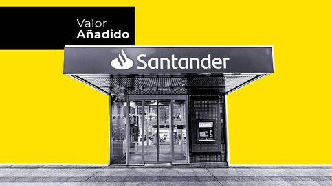 Golpe al bonus de Santander: reparto de daños, ¿reparto de beneficios?