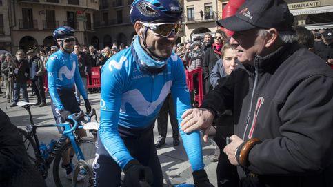 El incombustible Valverde 'pasa' de Flandes para ganar en el homenaje al patrón