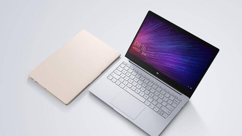 Xiaomi reta a Apple y lanza un clon del MacBook por menos de 500 euros