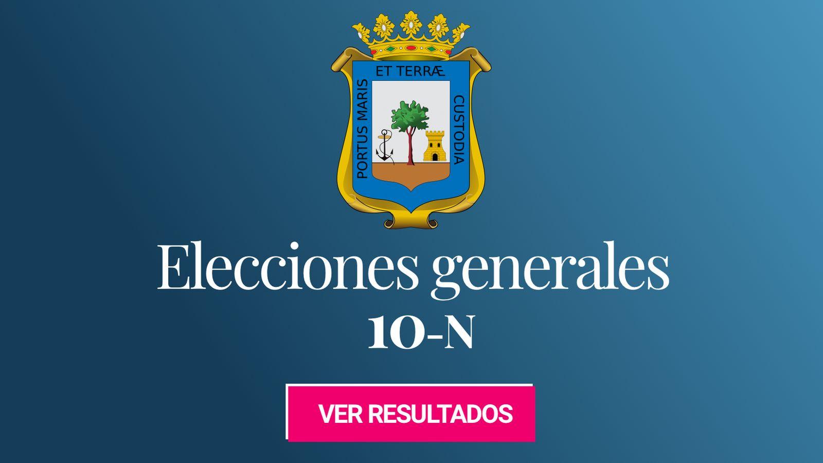 Foto: Elecciones generales 2019 en Huelva. (C.C./EC)
