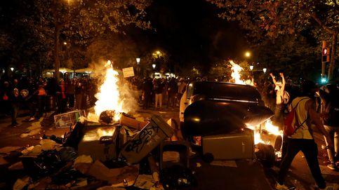 Barcelona sufre disturbios aislados mientras contiene el aliento ante la huelga general