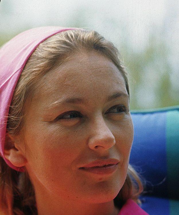 Foto: Paola de Bélgica durante su juventud (CP)