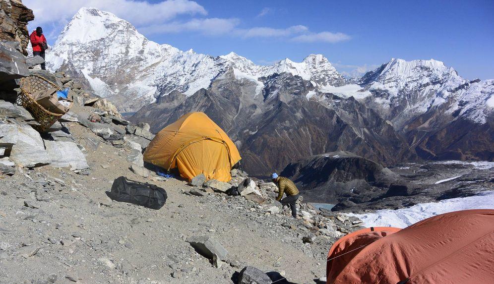 Foto: Relato en primera persona de una aventura en el corazón del Himalaya (FOTOS: Pedro Gil)