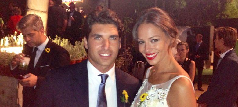 Foto: La pareja este sábado en la Starlite Gala en Marbella. (Aurelio Manzano)