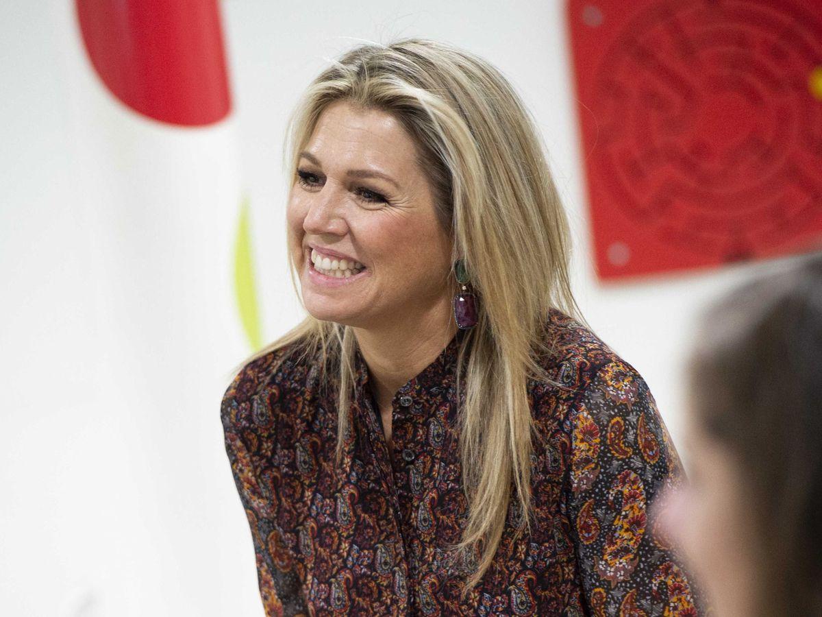 Foto: Máxima de Holanda, en una imagen reciente. (EFE)