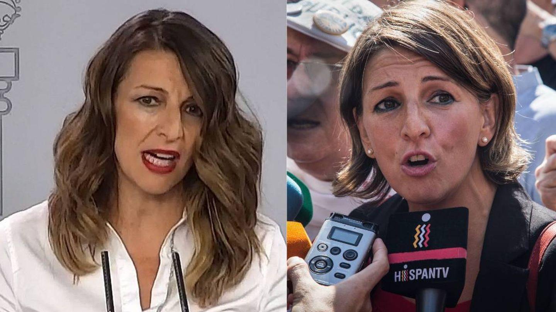 Yolanda Díaz. (Cordon Press)