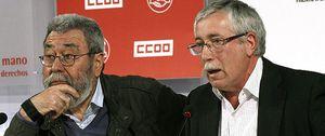 Foto: UGT y CCOO se vuelcan con la candidatura de Madrid 2020