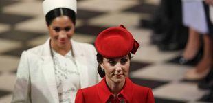 Post de Meghan Markle, Kate Middleton y la teoría de la conspiración en Instagram