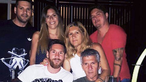 Quién es quién en la familia Messi: de la madre a los tres hermanos de la Pulga