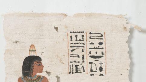 La historia de un sudario egipcio que sobrevivió a amantes y asesinos