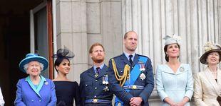Post de El motivo de la visita de Isabel II a Meghan Markle y Harry en Frogmore Cottage