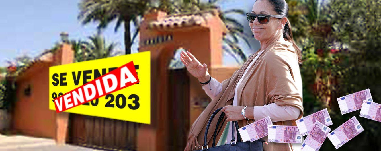 Foto: Isabel Pantoja vende su casa de La Moraleja