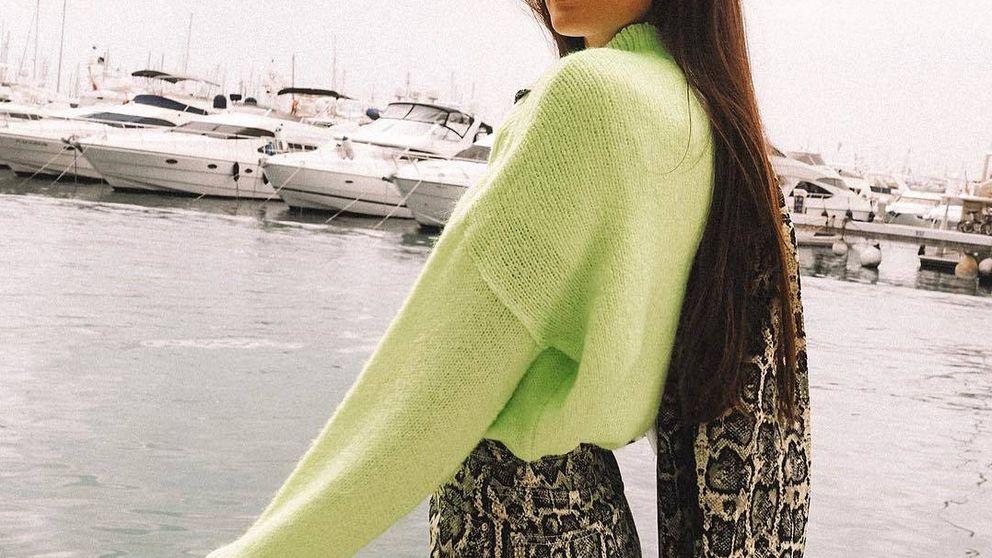 Las prendas de Zara para sumarte a la tendencia flúor