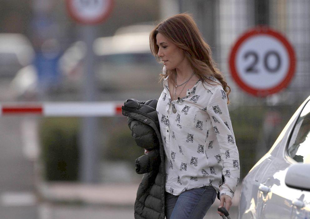 Foto: La presentadora Raquel Sánchez Silva en una imagen de archivo por las calles de Madrid (Gtres)
