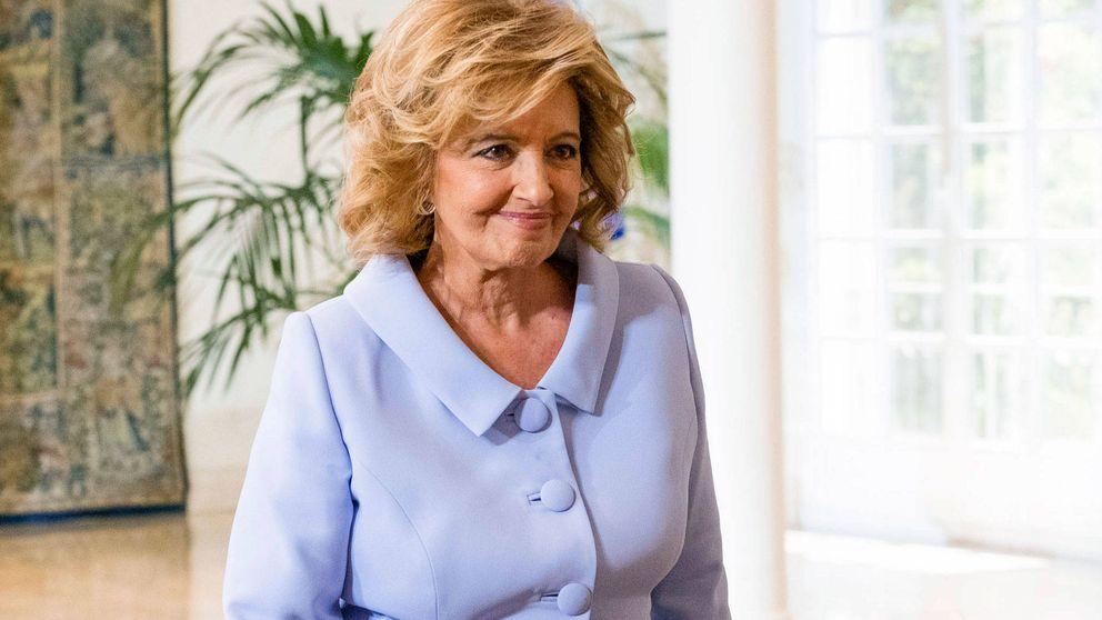 El 'look' de María Teresa en el programa en que sacó del armario a Toñi Moreno