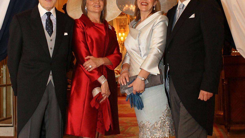 Los 4 españoles que estuvieron en la boda de Guillermo y Kate: A ella se la veía nerviosa