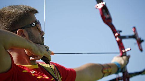 El equipo español masculino de tiro con arco cae en primera ronda