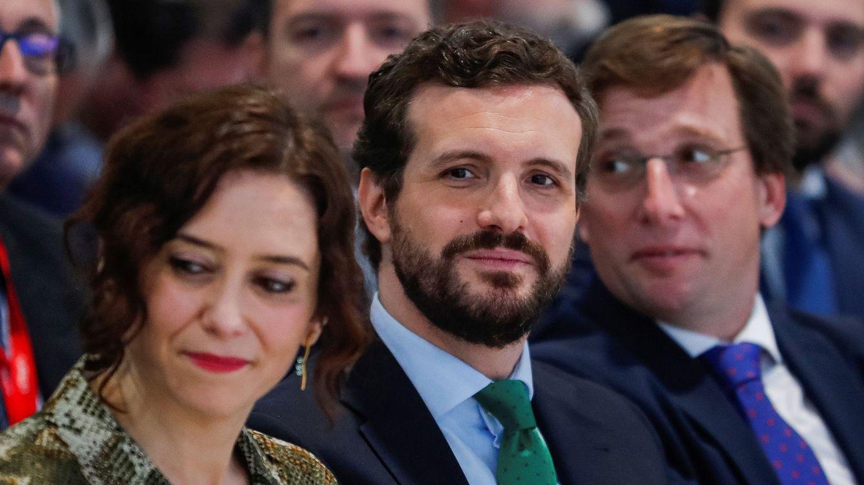 Ayuso y Almeida crecen en el coronavirus: ¿afronta Casado un caso Aguirre-Gallardón?