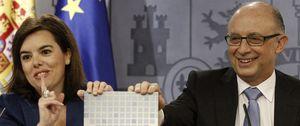 Foto: El Gobierno cifra su reforma: 6.500 millones de ahorro al Estado, 16.300 al ciudadano