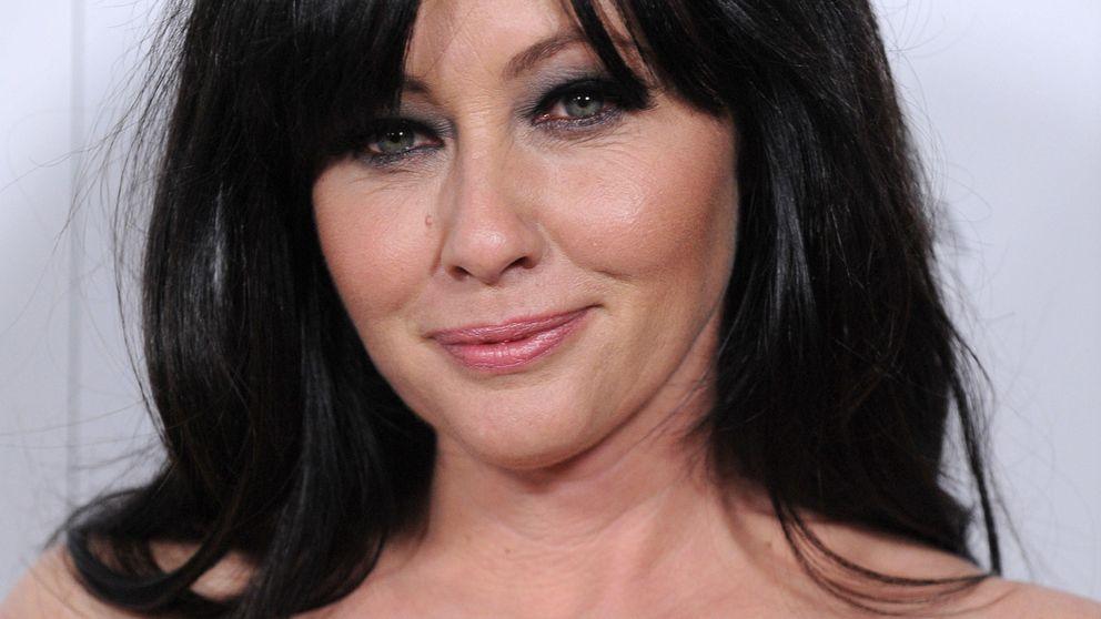 Shannen Doherty culpa de su cáncer de mama a una compañía aseguradora