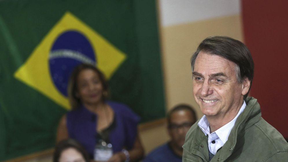Foto: Jai Bolsonaro. (Foto: EFE)