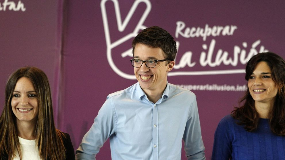 Errejón apuesta por huir del pasado que representa Iglesias en Podemos