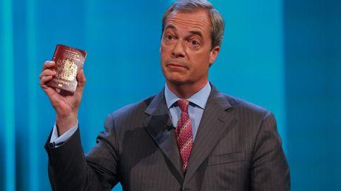 Boris solo acepta pasaportes: a partir de este viernes, no se podrá viajar a UK con DNI