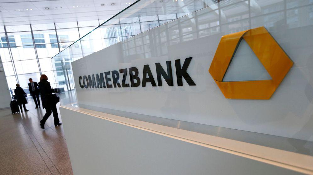 Foto: Cuartel general de Commerzbank en Frankfutr. (Reuters)