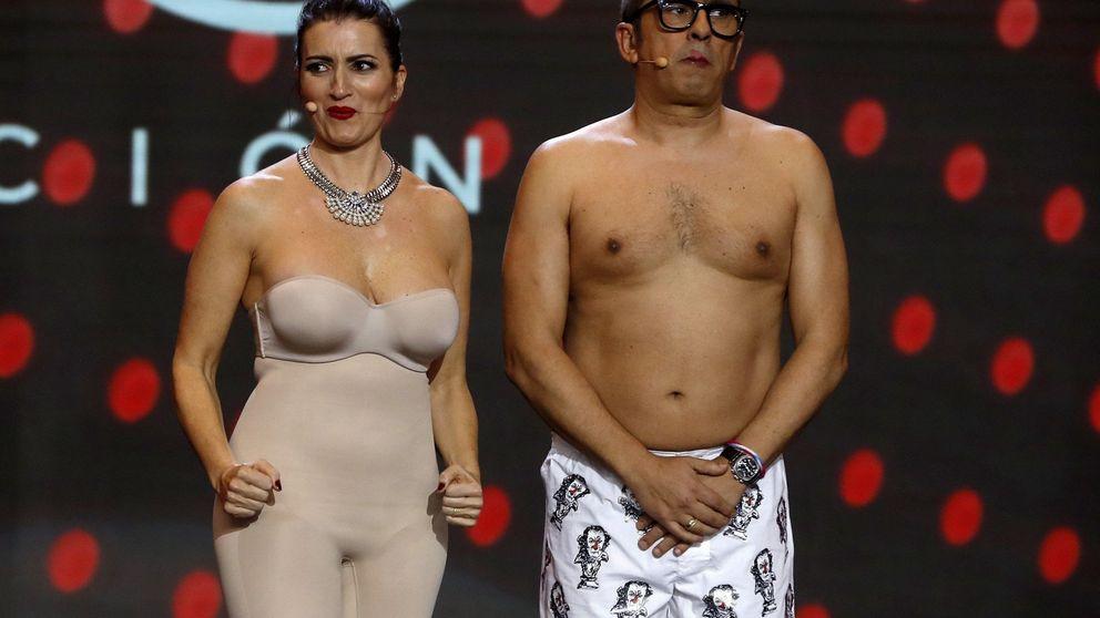 Los Goya consiguen su mejor audiencia de la década con Buenafuente y Abril
