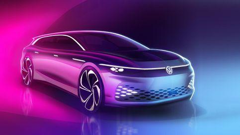 Volkswagen presenta el prototipo ID.Space.Vizzion
