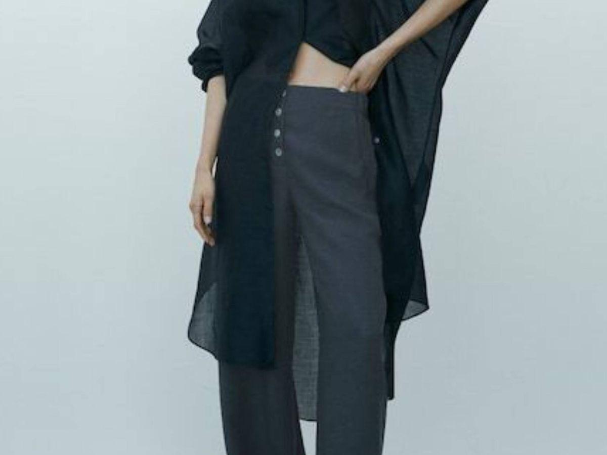 Foto: El pantalón de Massimo Dutti. (Cortesía)