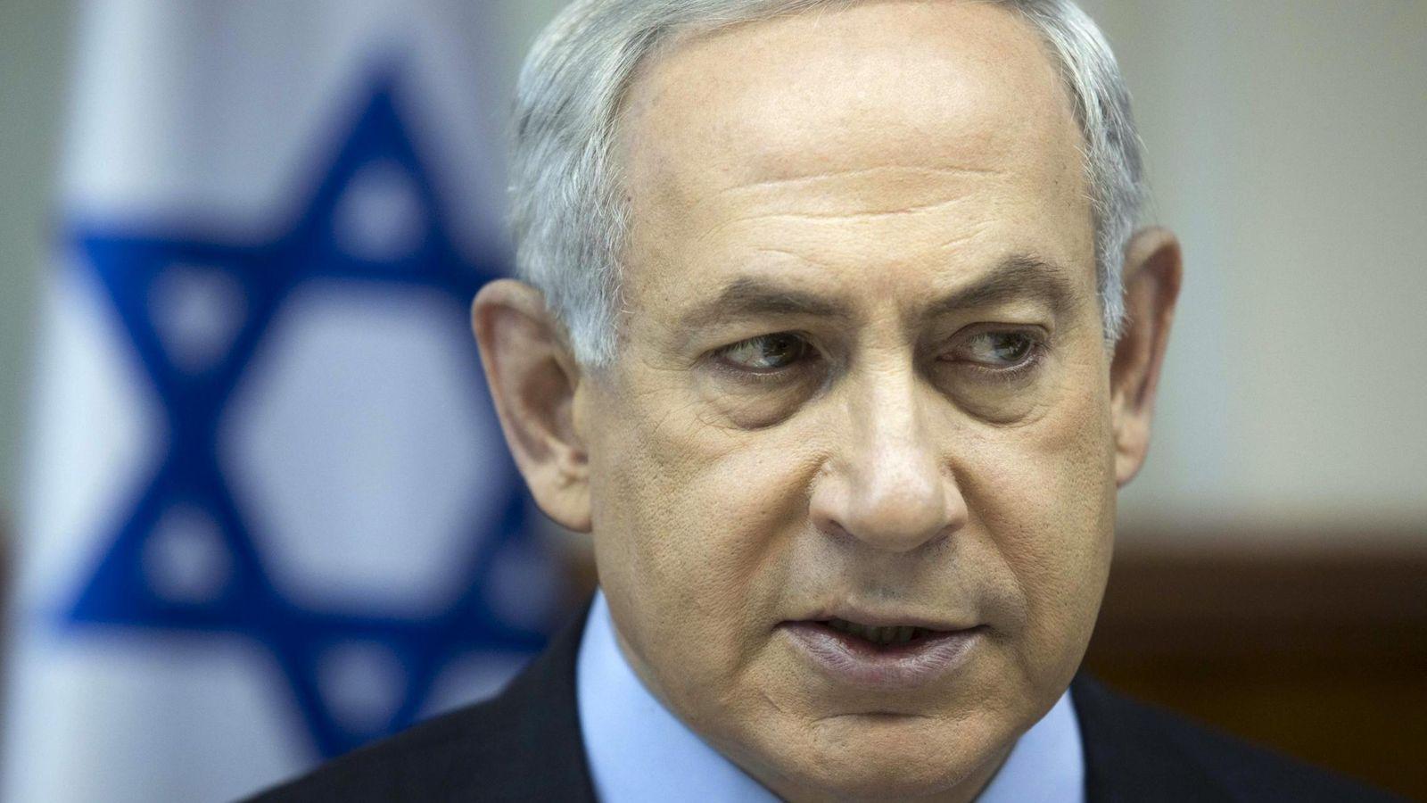 Foto: El primer ministro de Israel, Benjamin Netanyahu (Reuters)